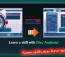 Disc Analysis