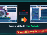 Disc Analysis