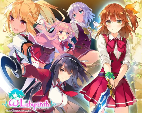 Omega Labyrinth homepage