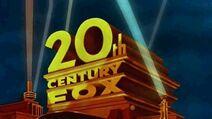 20th Century Fox Logo in 1988