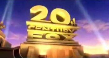 20th Century Fox Logo in 2009