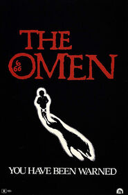 Omen poster you have been warned