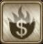 Fire Sale Button