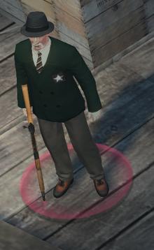 Elite Agent Avatar