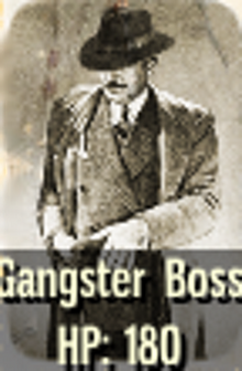 Gangster Boss
