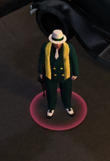 Gangster Boss Avatar