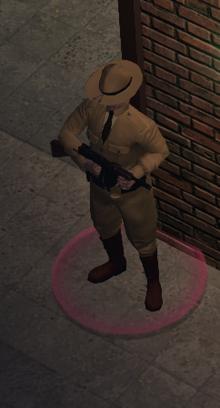 Sergeant Avatar
