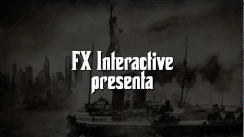 OMERTÀ - City of Gangsters Tráiler español - juegos FX
