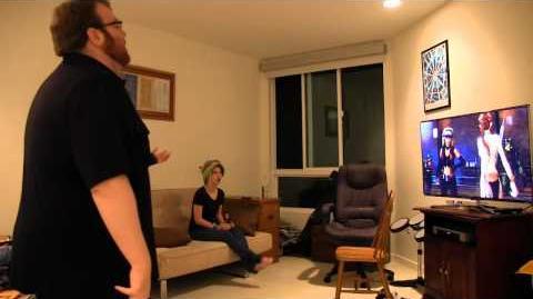 TB vs Jesse Cox - Star Wars Kinect Dance-off