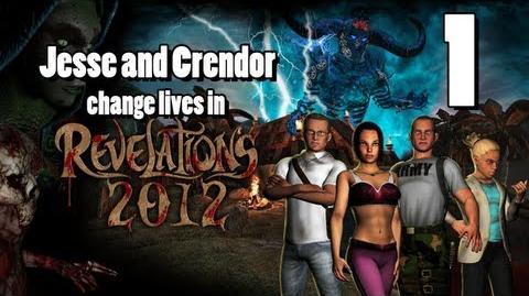 Revelations 2012 Part 1 Cox n' Crendor - Ladies Men