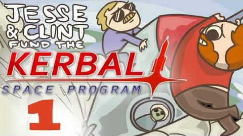 Kerbal Space Program Part 1 To Boldly Go...