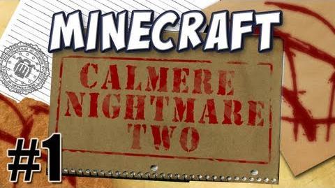 Minecraft - Calmere Nightmare Two Part 1 (feat. Jesse Cox)