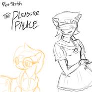 Plot pleasure palace