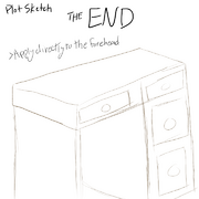 Plot the end