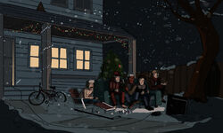 Haus christmas