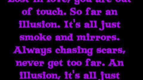 Smoke and Mirrors- Black Veil Brides Lyrics
