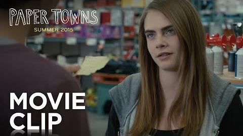 "Paper Towns ""Still Weird"" Clip HD 20th Century FOX"