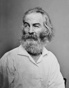 Walt Whitman - Brady-Handy restored
