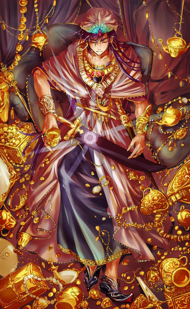 Magi Sinbad