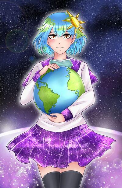 earth chan hot