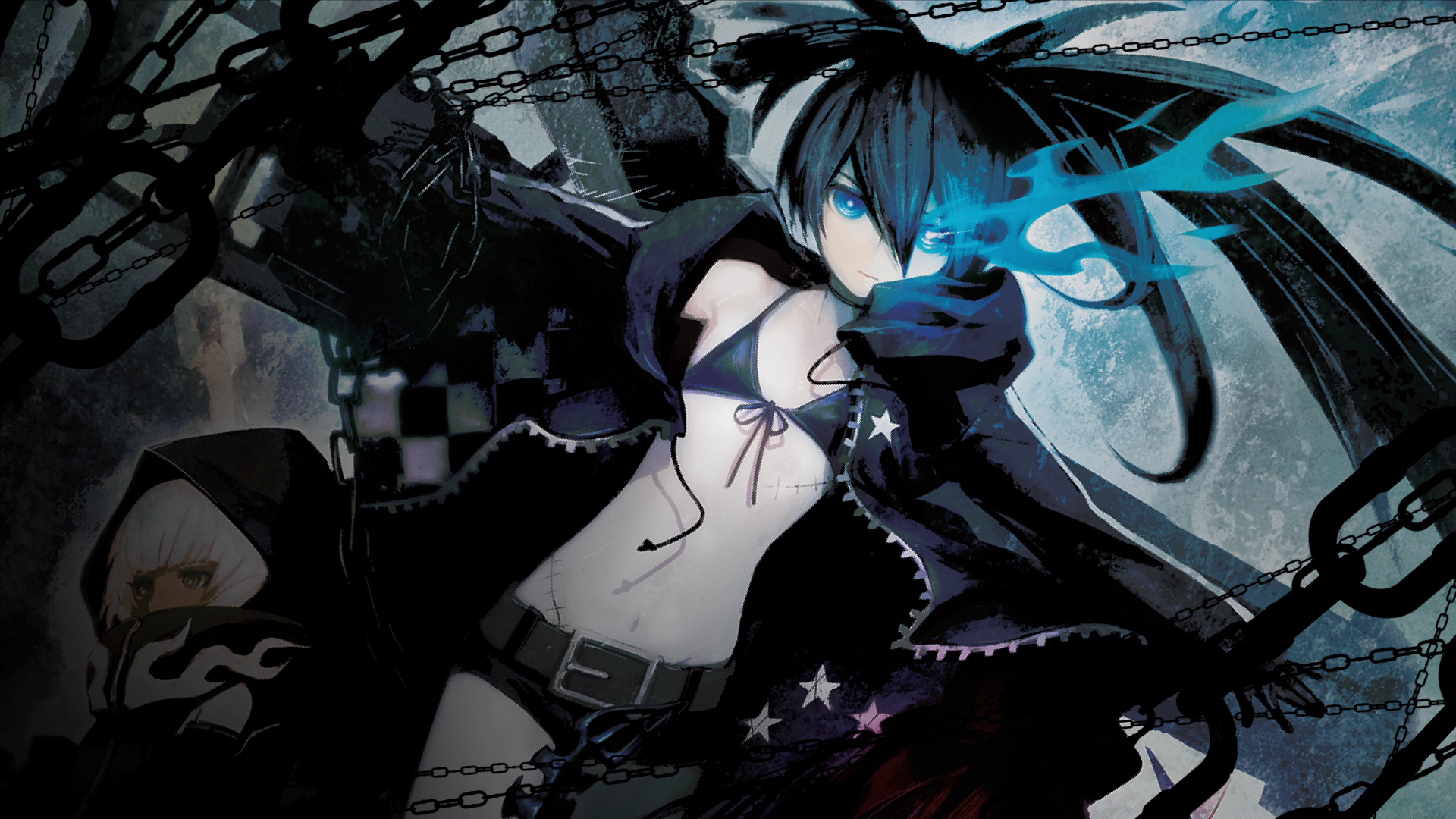 black☆rock shooter (composite) | omniversal battlefield wiki