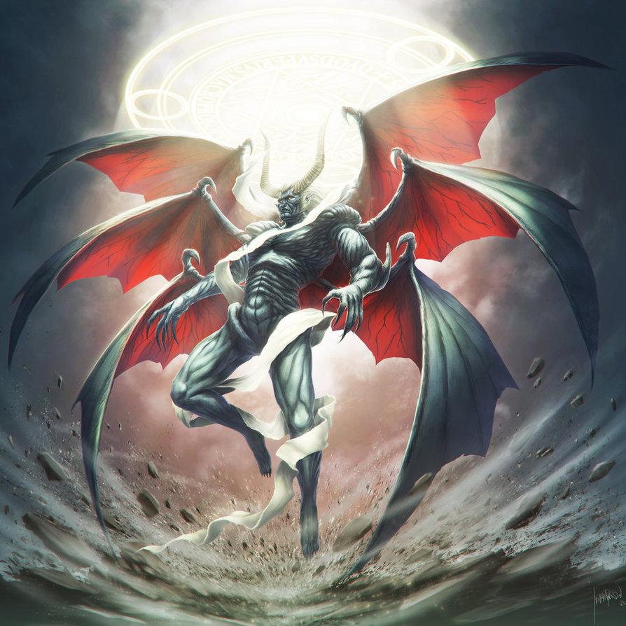 Lucifer (Shin Megami Tensei)
