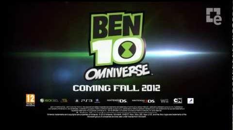 Ben 10 Omniverse E3 2012 Trailer