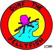 Surf the Jellyfish