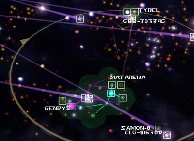 Matareka Cluster