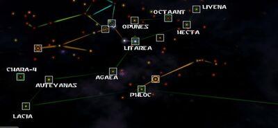 Litarea Cluster