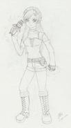 Bella Sketch