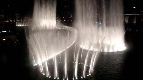 The Dubai Fountain - Baba Yetu (High Quality) by Christopher Tin