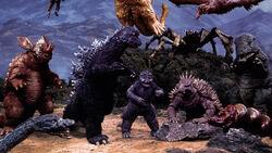 Kaiju Monsters
