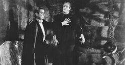 Frankenstein Dracula
