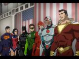 DC Animated Movies Universe