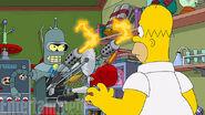 Simpsons Futurama