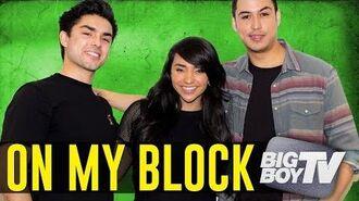 Julio & Diego Talk On My Block Season 2, Latino Representation in Hollywood More!