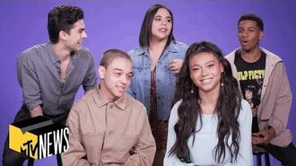 'On My Block' Cast Answer Your Burning Season 2 Questions MTV News