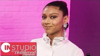 """Sierra Capri Teases Season 2 of 'On My Block' """"A Lot of Questions Will Be Answered"""" In Studio"""