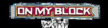 On My Block Wiki Wordmark
