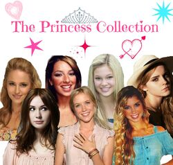 The Princess Collection