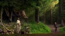 Ruth's cabin