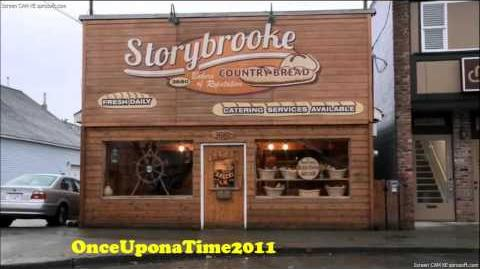 Once Upon A Time - DVD BluRay Bonus Feature - Welcome To Storybrooke!