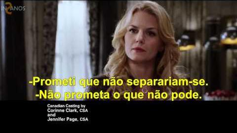 "ONCE UPON A TIME 1x09 - ""True North"" PROMO Legendado"