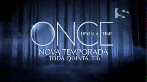 Canal Sony Once Upon a Time - Nova Temporada - Toda quinta, às 21h