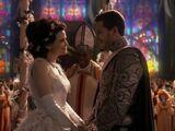 Casamento da Branca de Neve e Príncipe Encantado