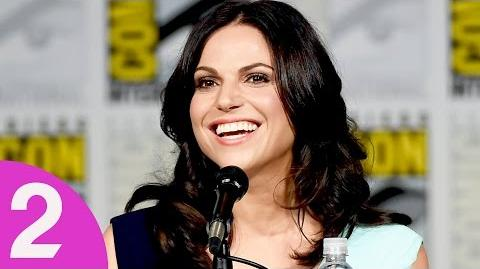 Once Upon a Time Comic Con Painel Parte 2 (Legendado) HD