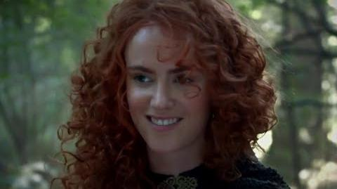 "Once Upon a Time Season 5 Teaser-Promo ""Merida"" BRAVE"