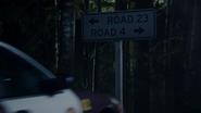 1x11 panneau forêt de Storybrooke 23 4 route