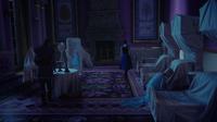 4x08 Aile Est Arendelle chateau Kristoff Elsa Anna